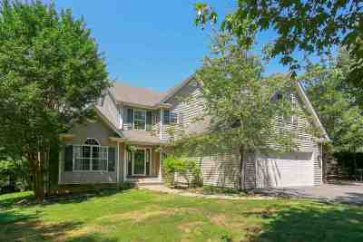Fluvanna County Single Family Home For Sale: 454 Jefferson Dr
