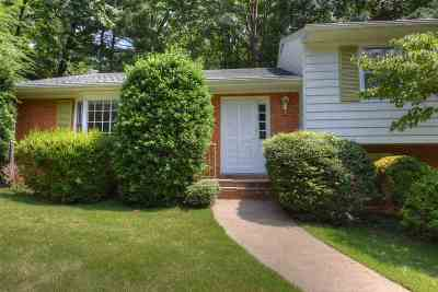 Charlottesville Single Family Home For Sale: 101 Kerry Ln