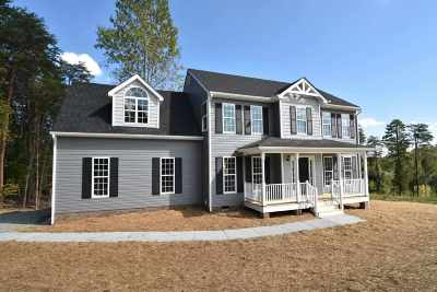 Fluvanna County Single Family Home For Sale: 16 Fox Hollow Ln