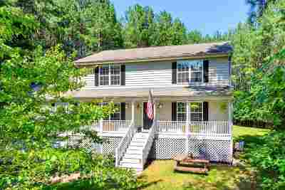 Greene County Single Family Home For Sale: 446 White Cedar Rd