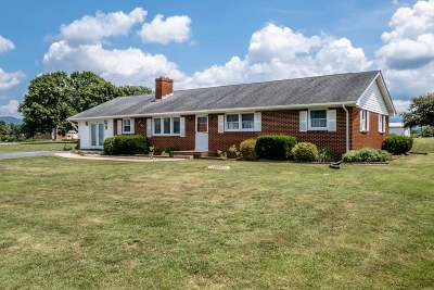 Rockingham County Single Family Home For Sale: 7816 Milnes Rd