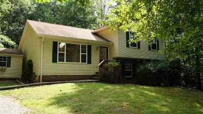 Fluvanna County Single Family Home For Sale: 4 Sherwood Dr