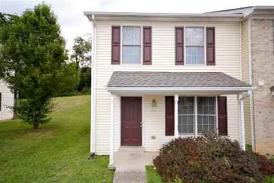 Harrisonburg Townhome For Sale: 1161 Commercial Ct