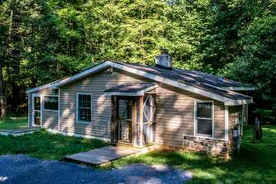 Hinton Single Family Home For Sale: 268 Loewner Ln