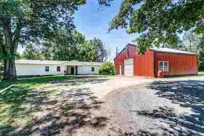 Single Family Home For Sale: 897 Willow Lake Rd
