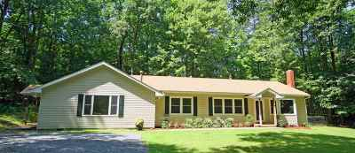 Albemarle County Single Family Home For Sale: 1569 Old Lynchburg Rd