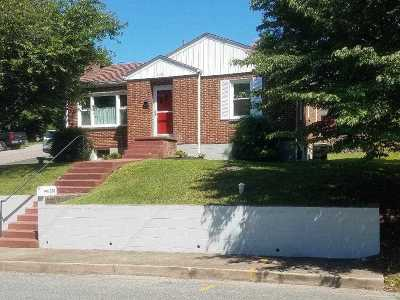Staunton VA Single Family Home For Sale: $149,000