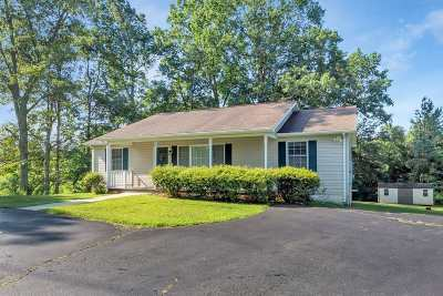 Single Family Home For Sale: 5356 Amicus Rd