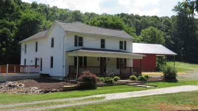 Page County Single Family Home For Sale: 2916 Comertown Rd