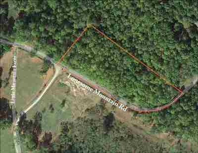 Charlottesville Lots & Land For Sale: O Lonesome Mountain Rd