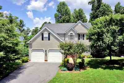 Albemarle County Single Family Home For Sale: 1430 Cedarwood Ct