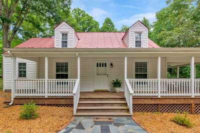 Albemarle County Single Family Home For Sale: 3257 Buck Island Rd