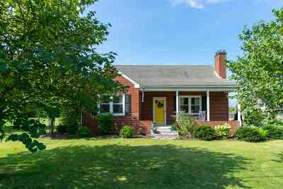 Rockingham County Single Family Home For Sale: 7120 Spotswood Trl