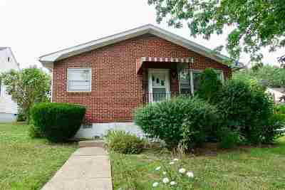 Harrisonburg Single Family Home For Sale: 667 Virginia Ave
