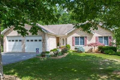 Rockingham County Single Family Home Pending: 128 Bobcat Ln