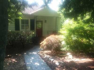 Charlottesville Single Family Home For Sale: 626 Cabell Ave
