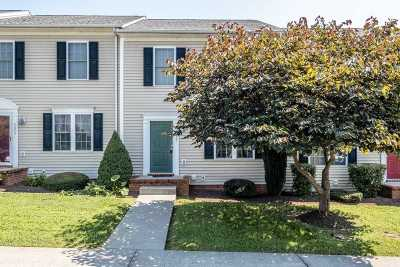 Rockingham County Townhome For Sale: 3027 Taylor Spring Ln