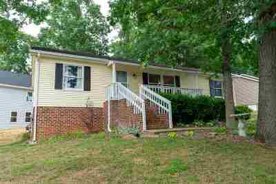 Harrisonburg Single Family Home For Sale: 1012 Bridle Ct