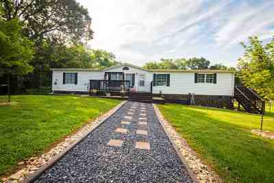 Rockingham County Single Family Home For Sale: 10396 Rock Fence Ln