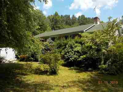 Page County Single Family Home For Sale: 1226 Shipyard Rd