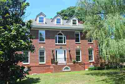 Charlottesville Single Family Home For Sale: 2218 Polo Grounds Rd
