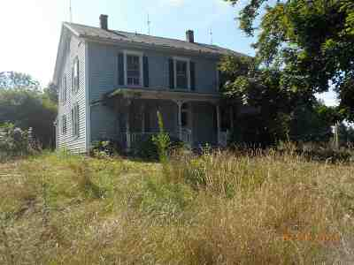 Rockingham County Single Family Home For Sale: 32 Cooks Creek Rd