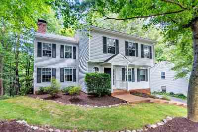 Charlottesville Single Family Home For Sale: 1745 Jumpers Run