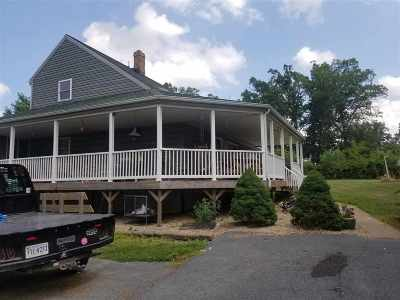 Rockingham County Single Family Home For Sale: 10255 Rock Fence Ln