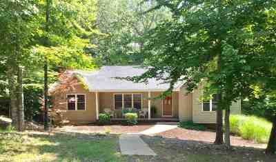 Fluvanna County Single Family Home For Sale: 2 Burke Ct