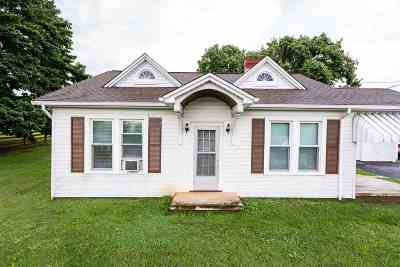 Fishersville Single Family Home For Sale: 1938 Jefferson Hwy