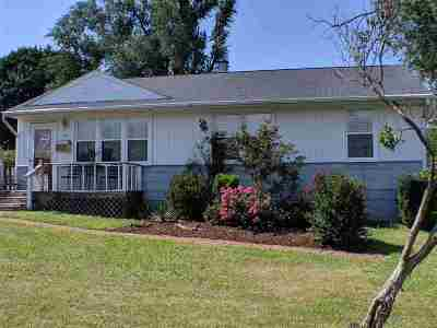 Waynesboro Single Family Home For Sale: 113 James Ave