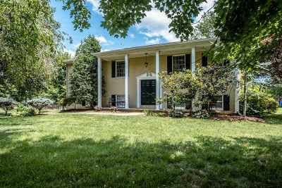 Rockingham County Single Family Home For Sale: 1254 S Cresent Rd