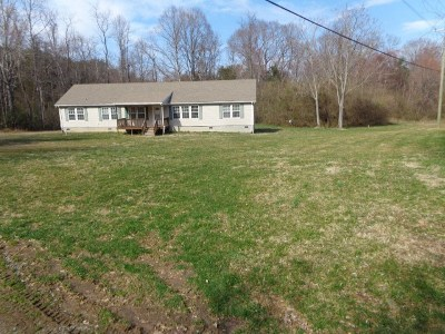 Palmyra Single Family Home For Sale: 727 Cunningham Rd