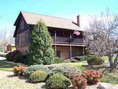 Rockingham County Single Family Home For Sale: 17153 Mt Pleasant Rd