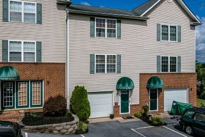 Harrisonburg Townhome For Sale: 213 Emerson Ln