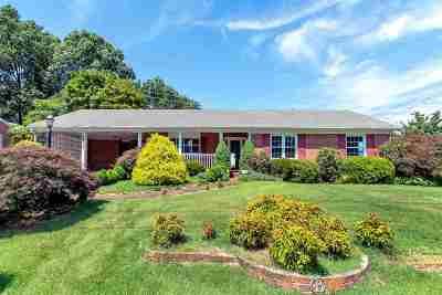 Charlottesville Single Family Home For Sale: 2400 Angus Rd