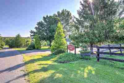 Madison County Single Family Home For Sale: 646 Beautiful Run Rd