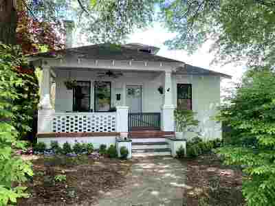 Locust Grove Single Family Home For Sale: 1101 Calhoun St