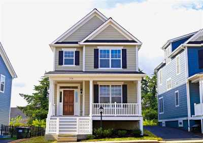 Charlottesville Single Family Home For Sale: 5a Stonehenge Ave