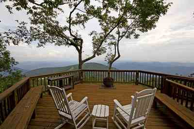 Nelson County Single Family Home For Sale: 950 Devils Knob Loop