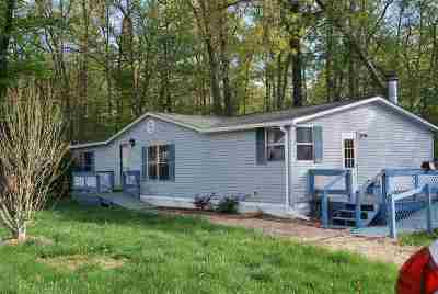 Rockingham County Single Family Home For Sale: 13318 Port Republic Rd