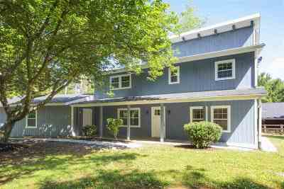 Madison County Single Family Home For Sale: 294 Waylands Mill Rd
