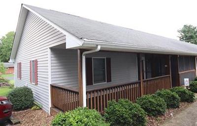Waynesboro, Staunton Townhome For Sale: 405 S Linden Ave #3