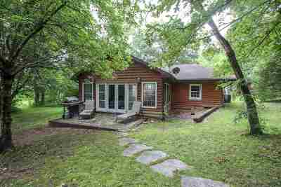 Page County Single Family Home For Sale: 125 Fishermans Ln