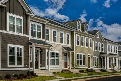 Rockingham County Townhome For Sale: 3323 Battery Park Pl