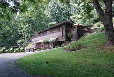 Albemarle County Single Family Home For Sale: 7301 Jarmans Gap Rd