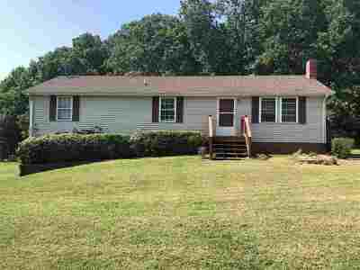 Greene County Single Family Home For Sale: 2008 Matthew Mill Rd