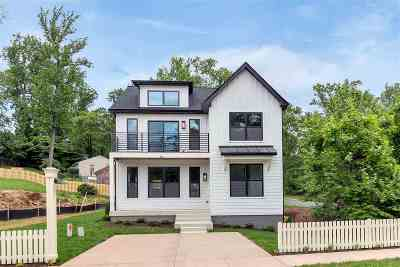 Albemarle County Single Family Home For Sale: 31 Petyward Ln