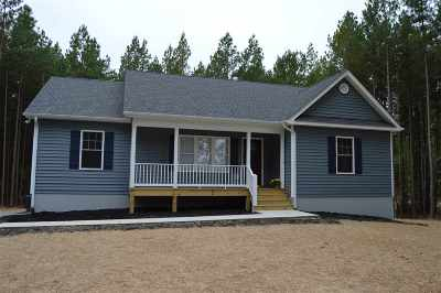 Scottsville Single Family Home For Sale: Lot 46 Beaver Pl
