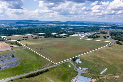 Rockingham County Lots & Land For Sale: 94 Acres Kratzer Rd
